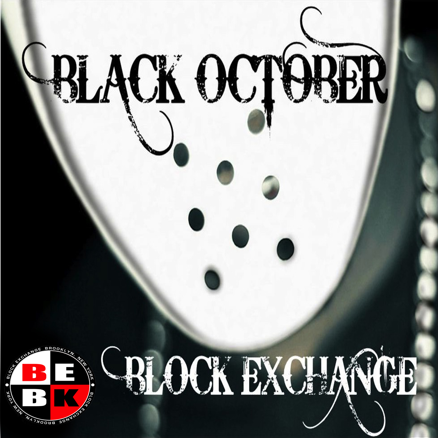 BLACK OCTOBER FRONT COVER