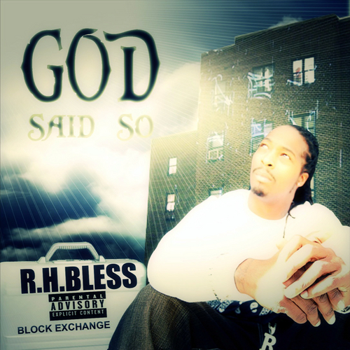 RHBLESS_God_Said_So_The_Ep-front-large