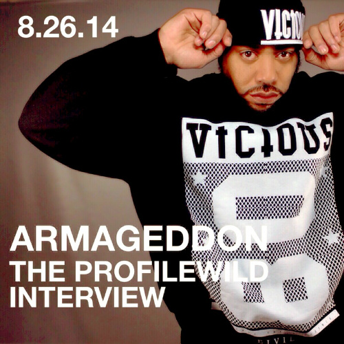Armageddon - The ProfileWild Interview